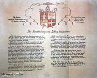 Rittergut Keudelstein - Geschichtsblatt