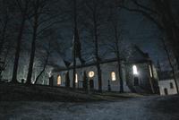 Nachtansicht-Hülfensberg