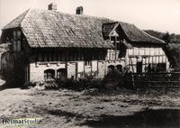 Wirtschaftsgebäude auf dem Gutshof Keudelstein 1