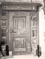 Keudelstein - Tür zum Rittersaal