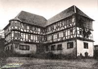 Keudelstein - Herrenhaus & Innenhof
