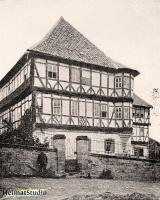 Keudelstein - Seiteneingang am Herrenhaus.