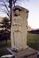 Die Portalfiguren des Keudelsteins in heutiger Zeit 3