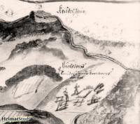 Die Erbauung des Rittergutes Keudelstein