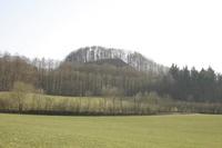Das Gutsgelände im April 2007