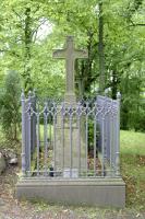 Grab des Gutsbesitzers Christoph Martin