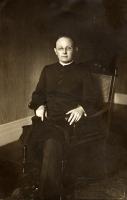Pfarrer Christoph Aloys Höppner (1875-1955)