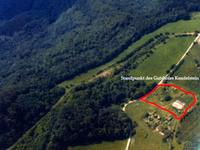 Luftbild 2 - Standpunkt des Keudelsteins