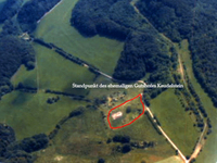 Luftbild 3 - Standpunkt des Keudelsteins