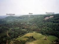 Luftbild 4 - Keudelskuppe, Plesse & Plesseschlucht