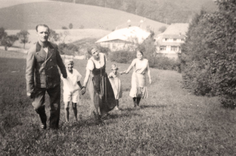 """Die """"Schweizer""""-Familie Joseph"""