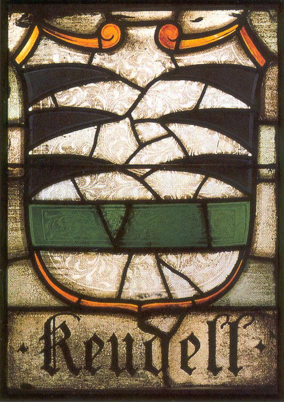 Wappen der Familie von Keudell