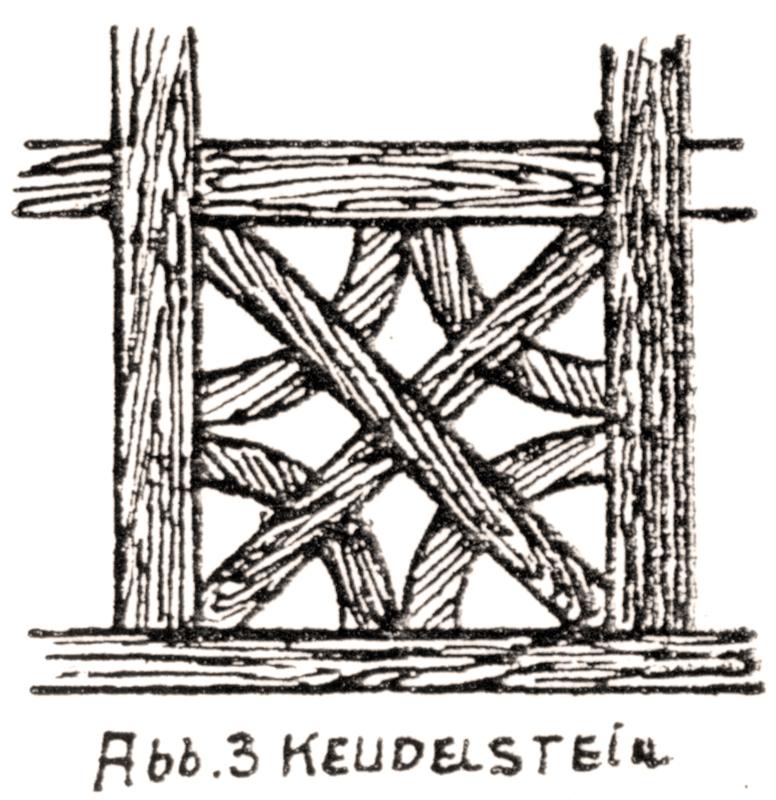 Andreaskreug am Keudelstein