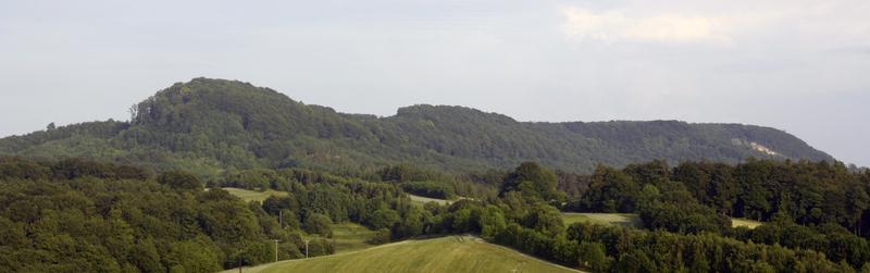Keudelskuppe & Plesse - Panorama-Aufnahme
