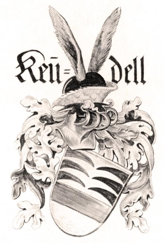 Wappen der Adels-Familie von Keudell