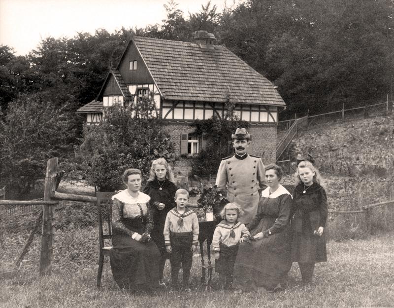 Forsthaus am Keudelstein